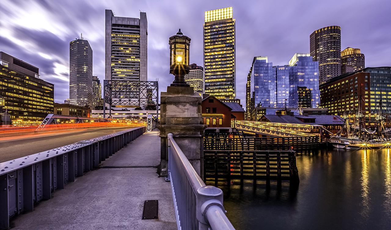 Pasea por la ciudad de Boston