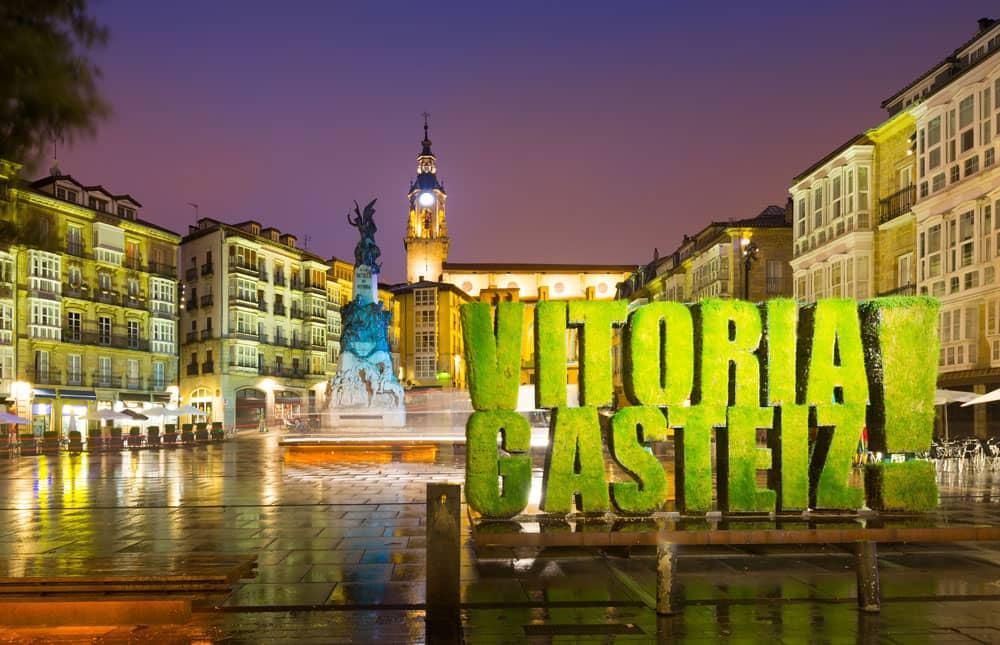 Capital de País Vasco