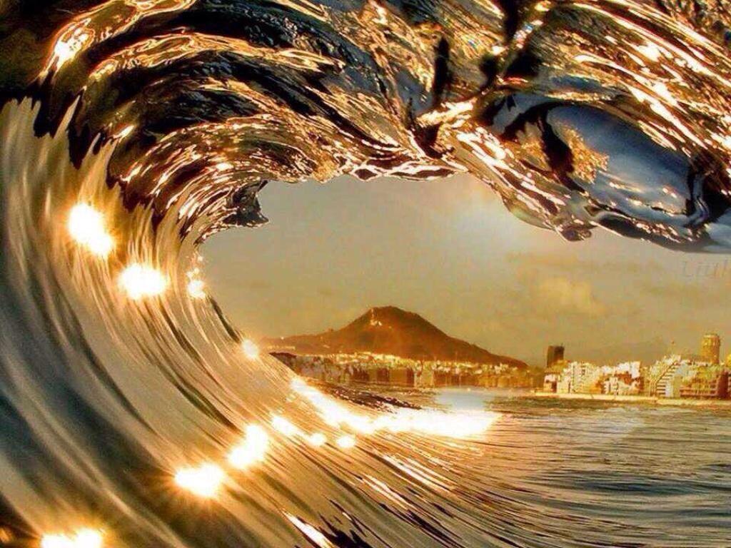 Fondos de olas