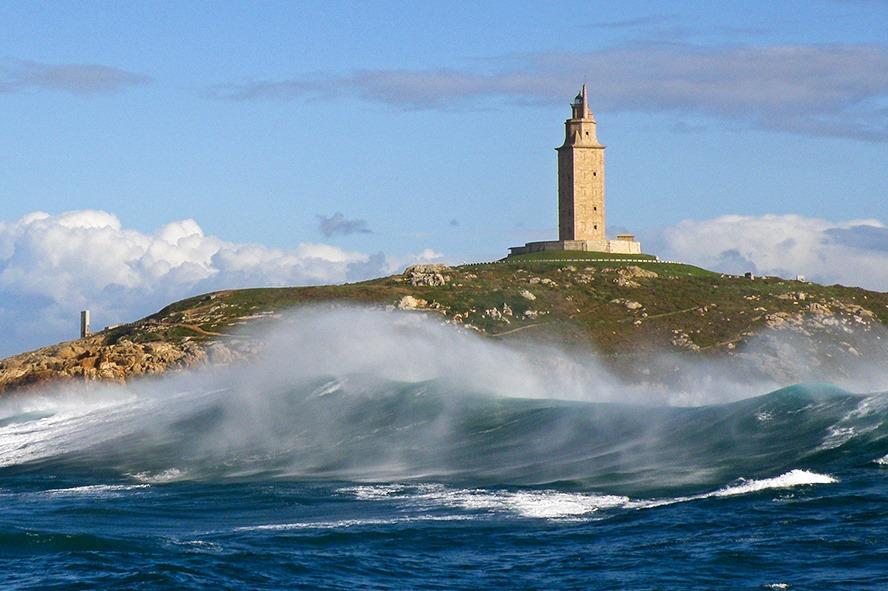 Fondos de Coruña para pc