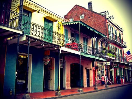 Casas de Nueva Orleans