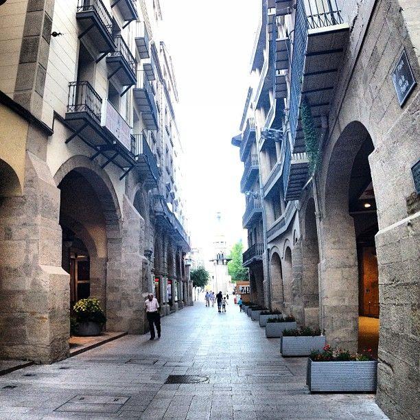 Calles de Lleida