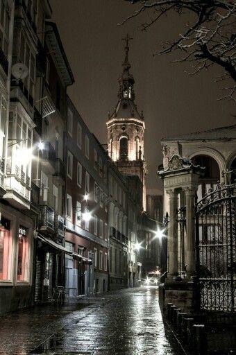 Calles de Vitoria