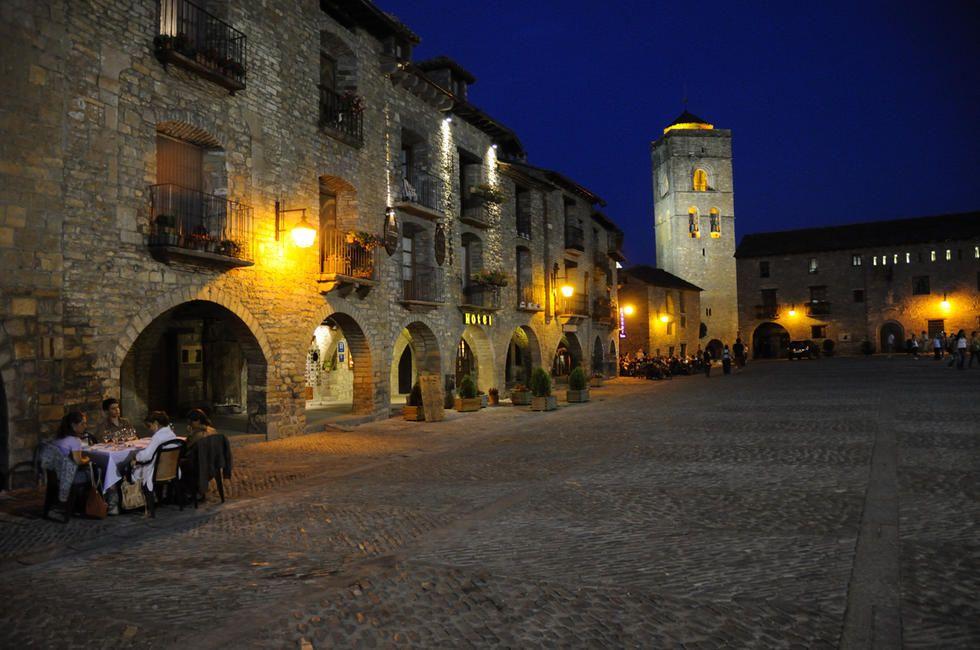 Fondos de Huesca