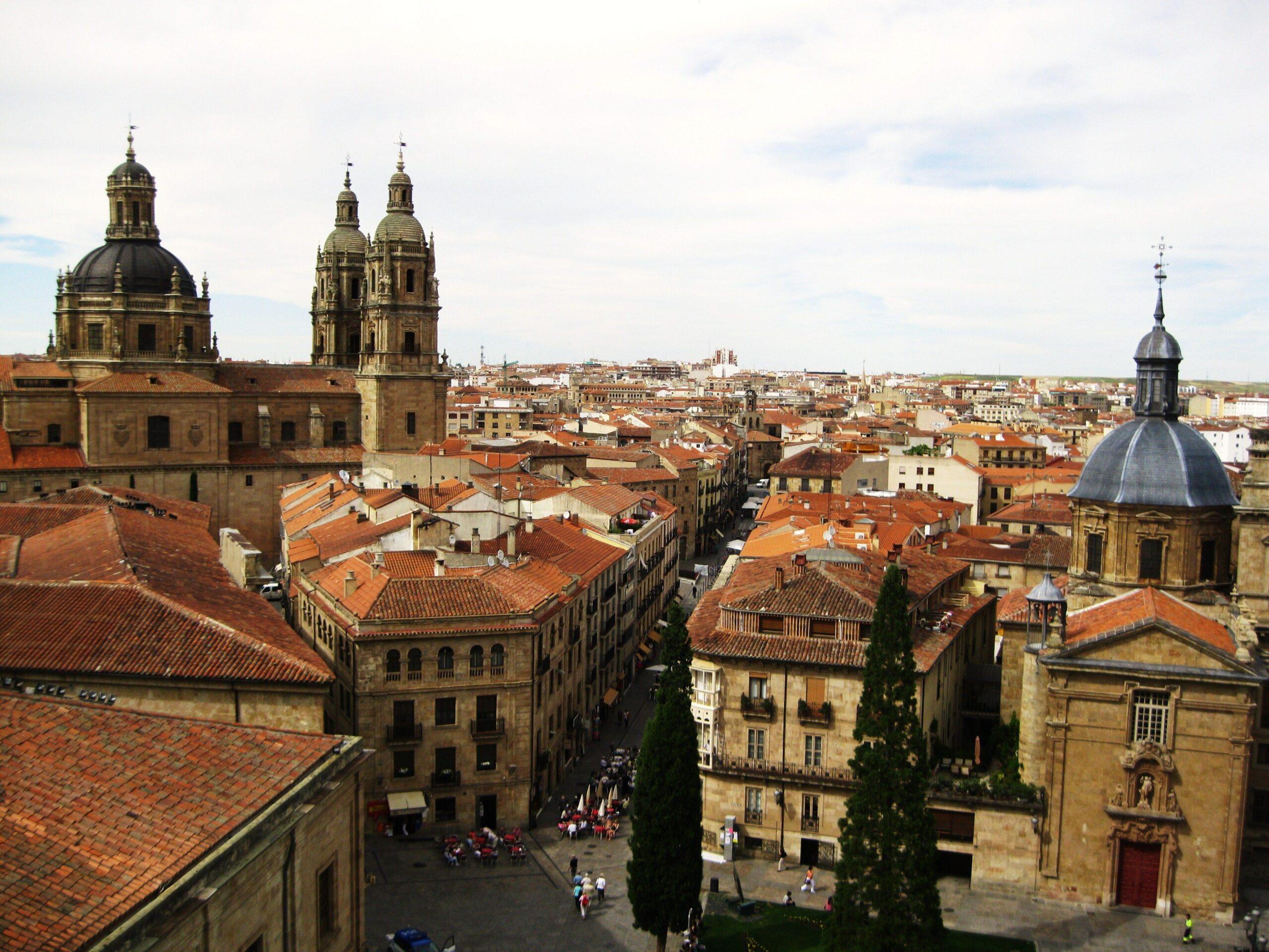 Fondos de Salamanca