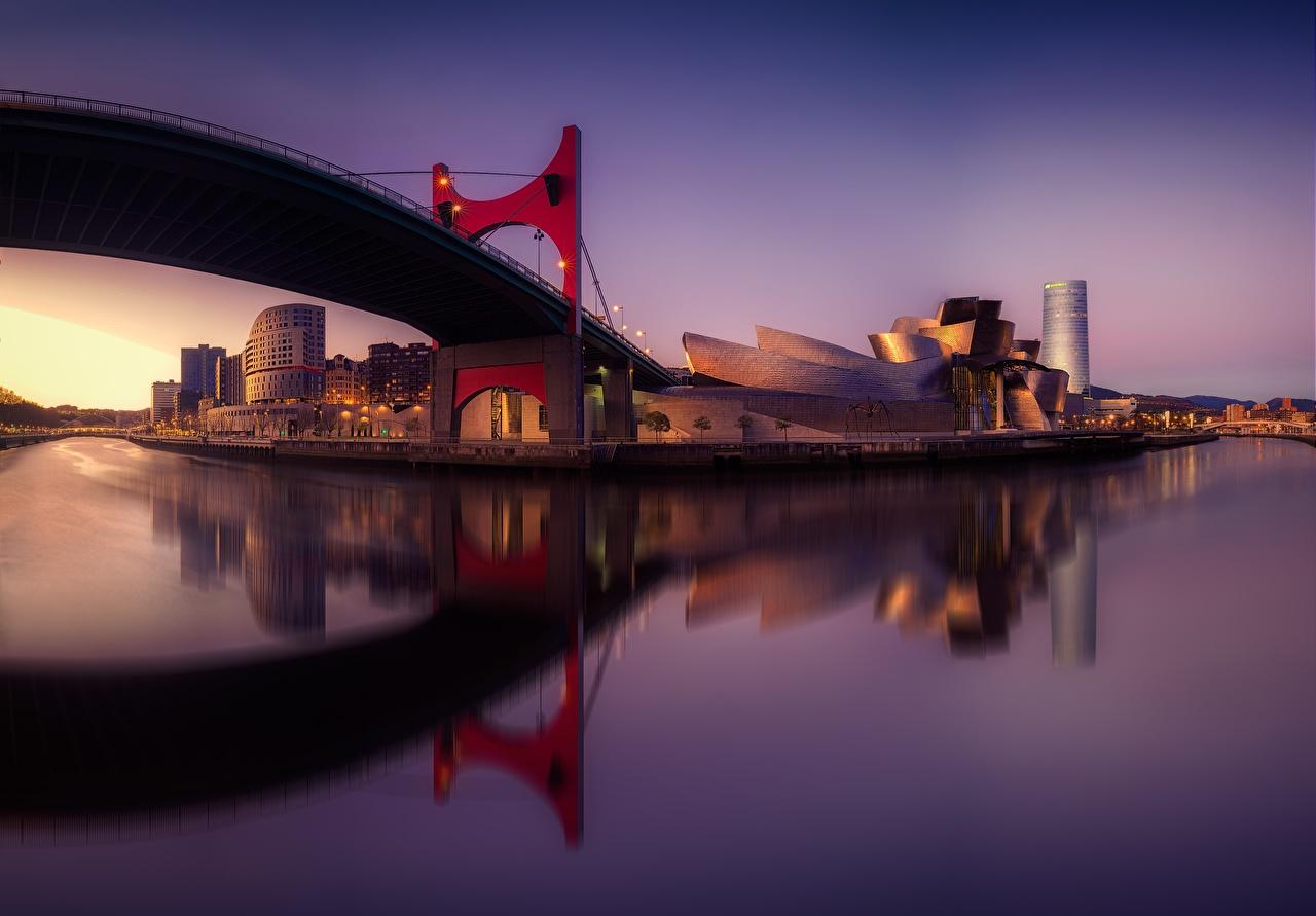 Puente en Bilbao