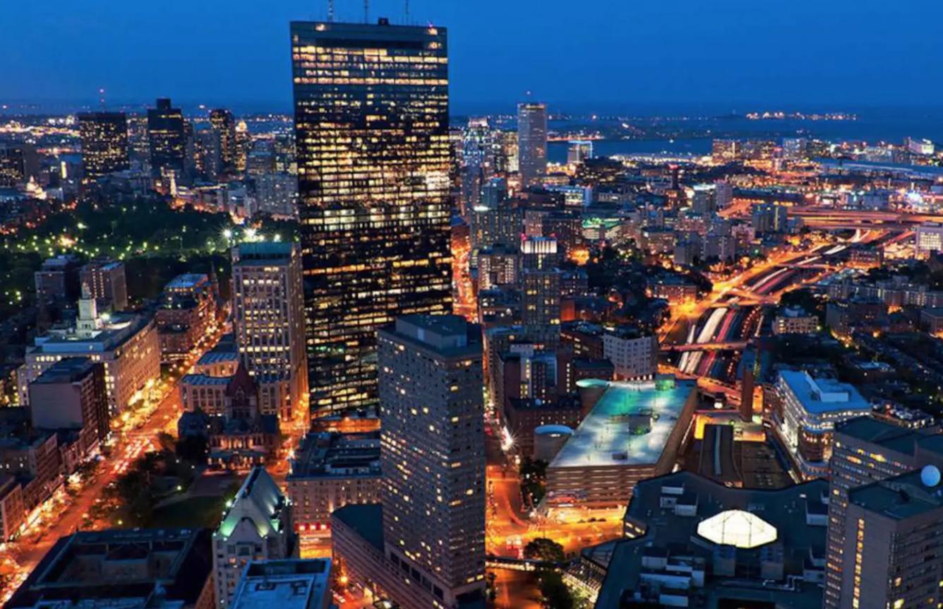 Fondos de Boston en alta calidad