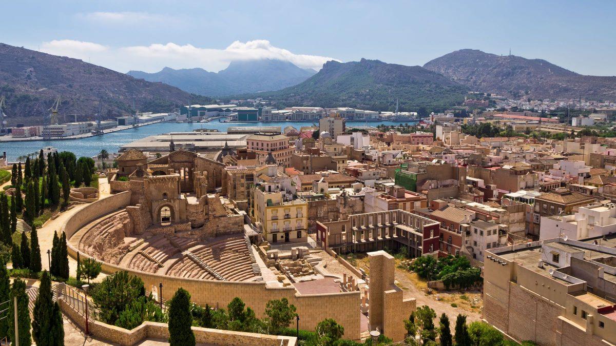 Cartagena y teatro