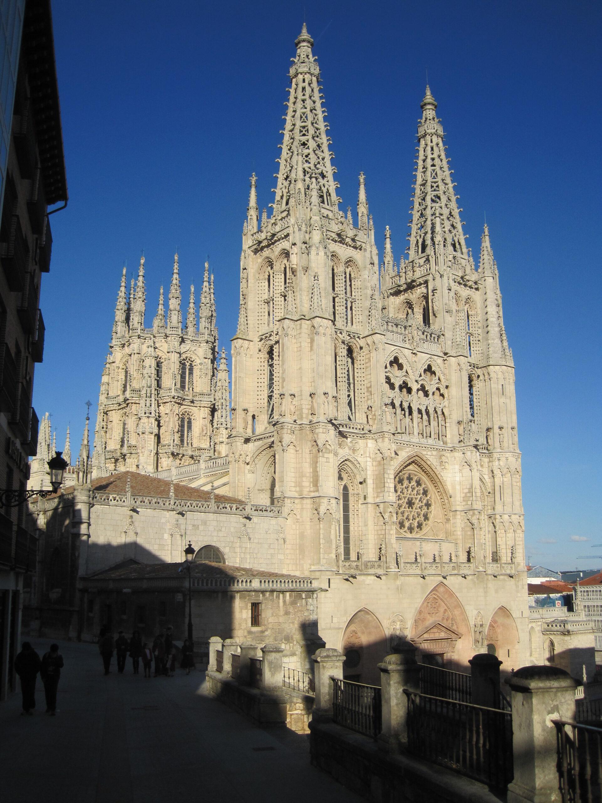 Catedral en Burgos
