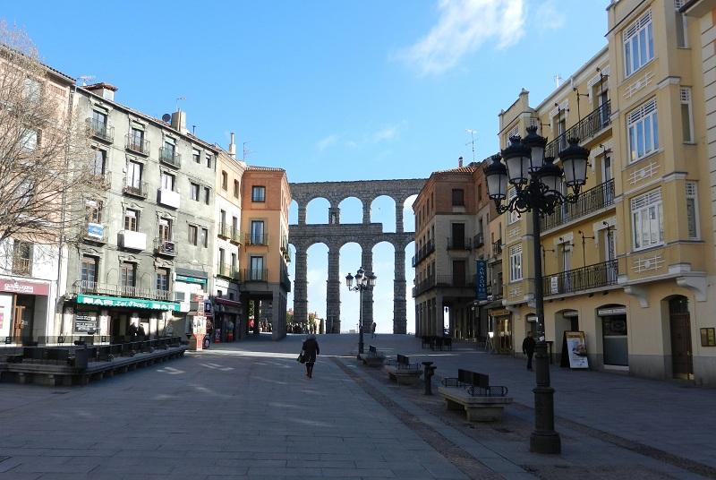 Segovia en HD
