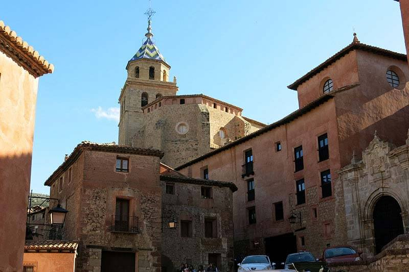 Catedral en Albarracín