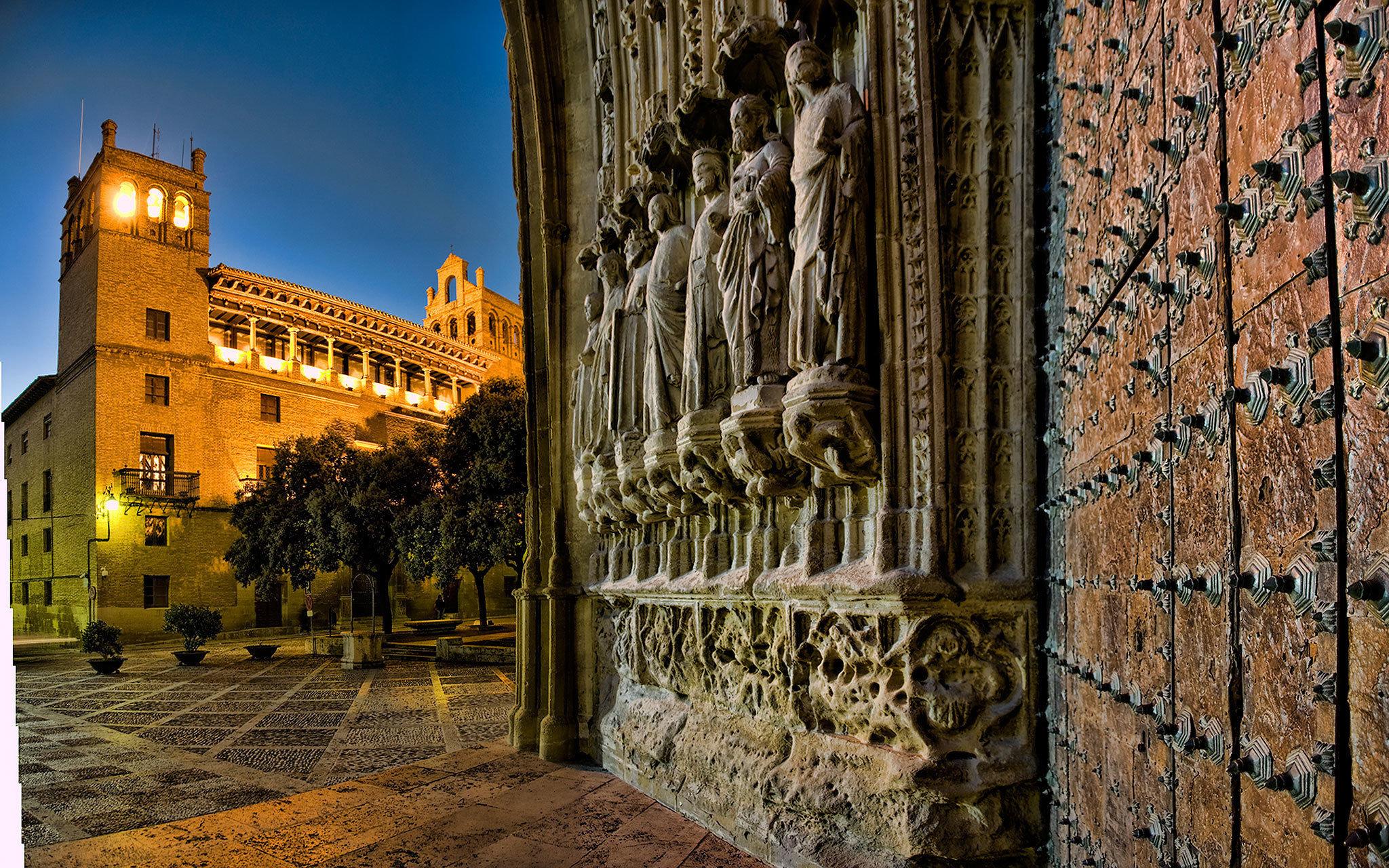 Huesca y fondos