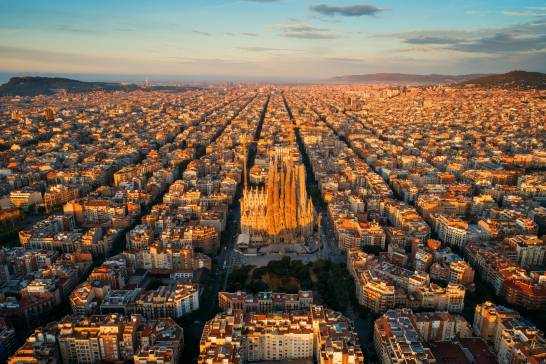 Ciudad de Barcelona