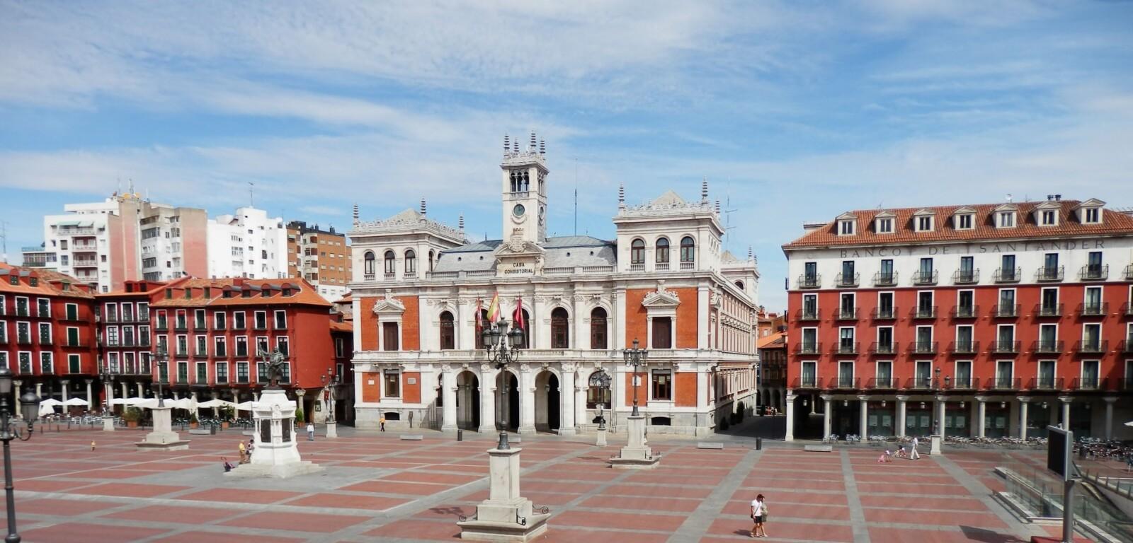 Zonas de Valladolid