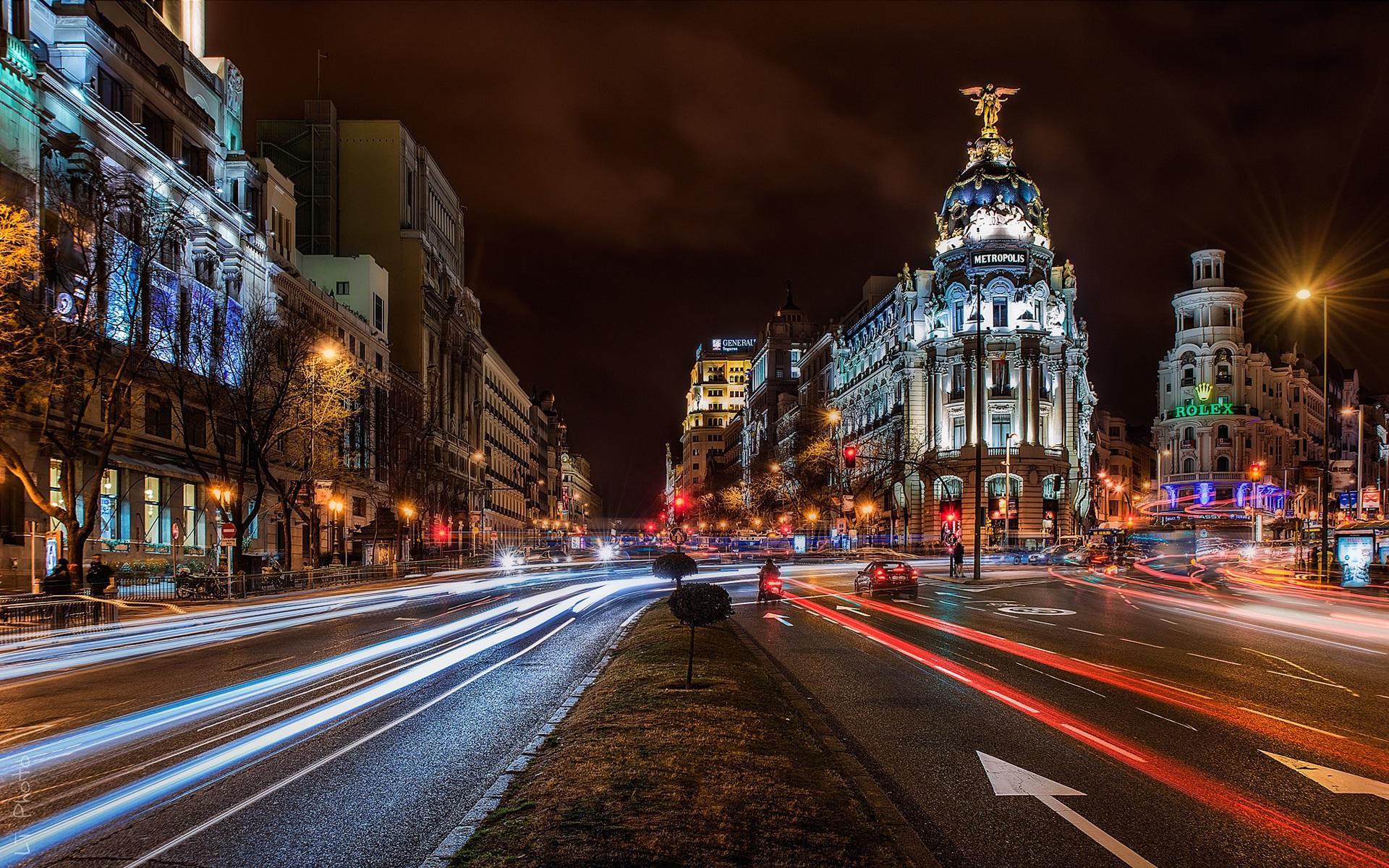 Madrid nocturno