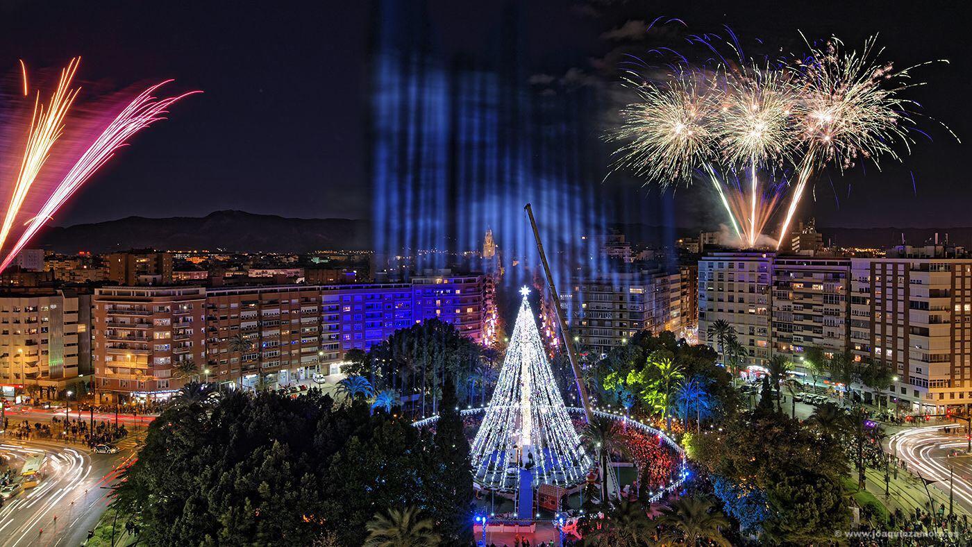 Navidad en Murcia