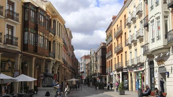 Calles de Palencia