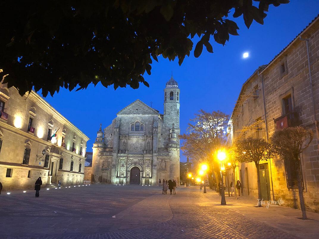 Jaén city