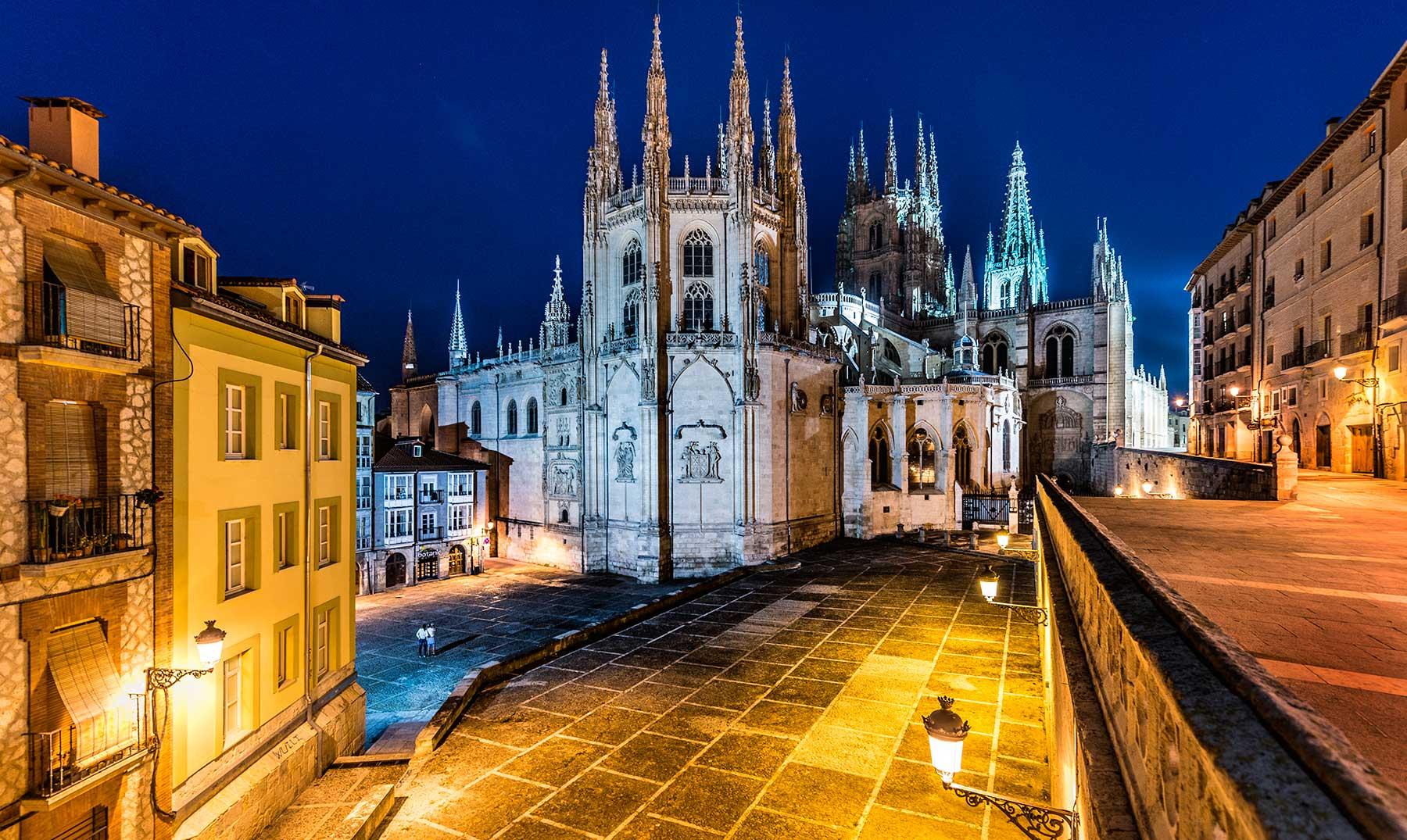 Visita la hermosa ciudad de Burgos