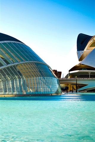 Valencia City en HD