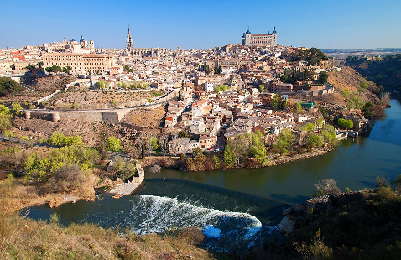 Fondos de Toledo gratis