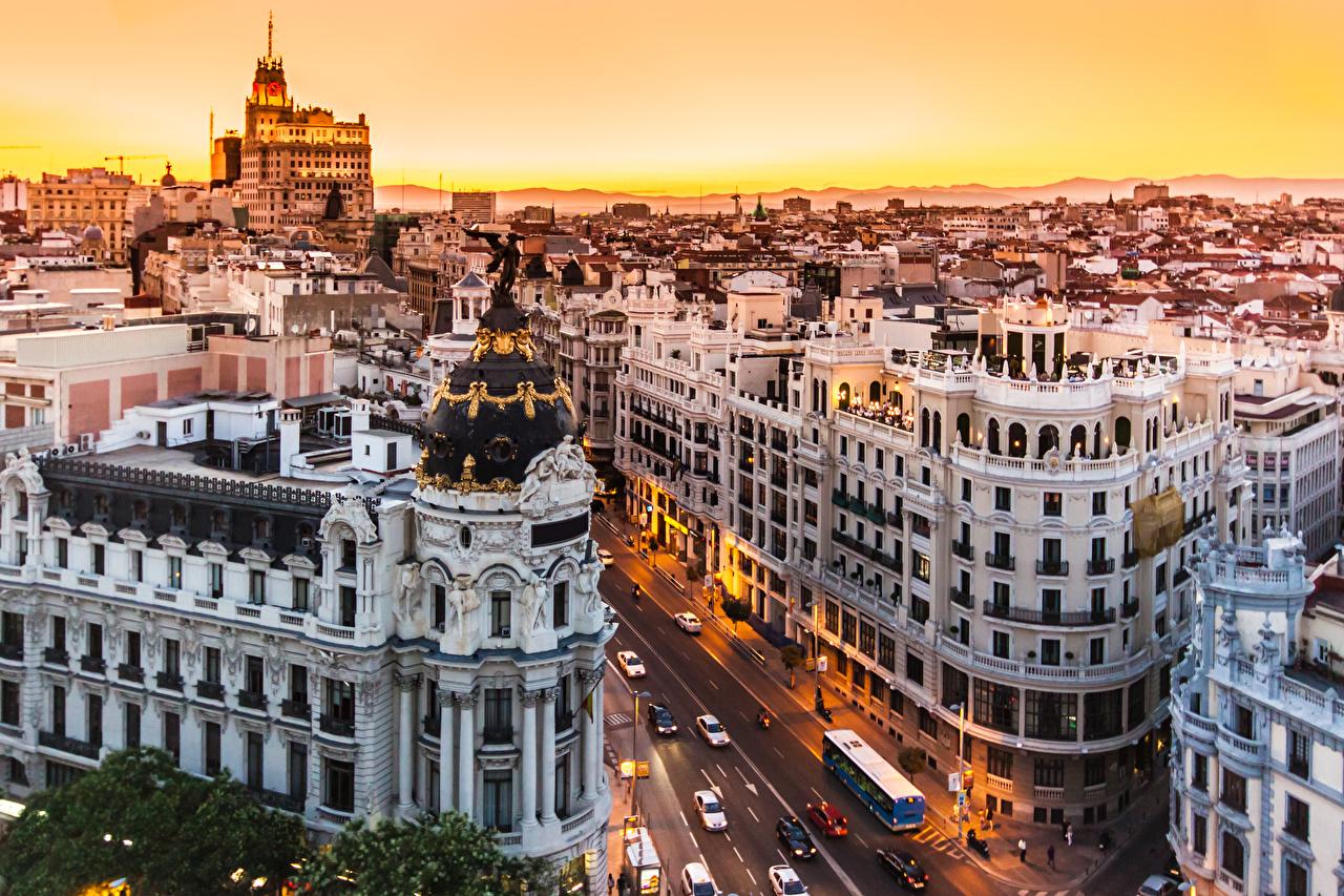 Fondos de Madrid
