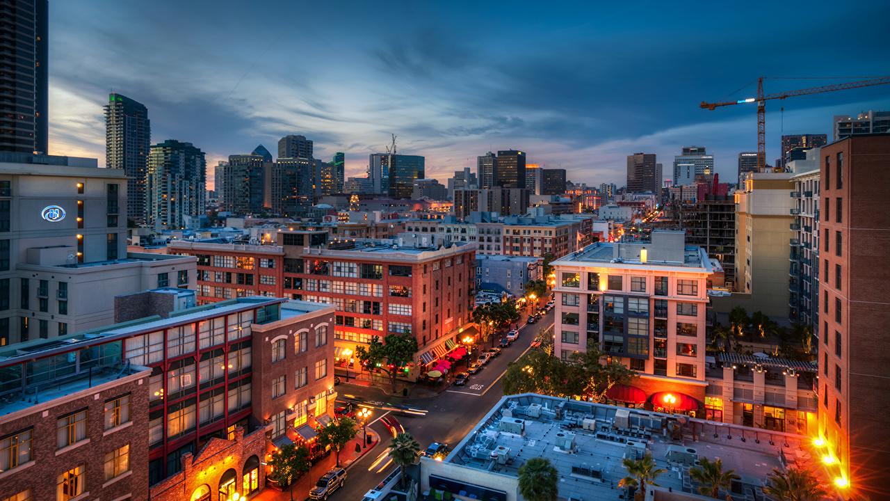 San Diego en HD