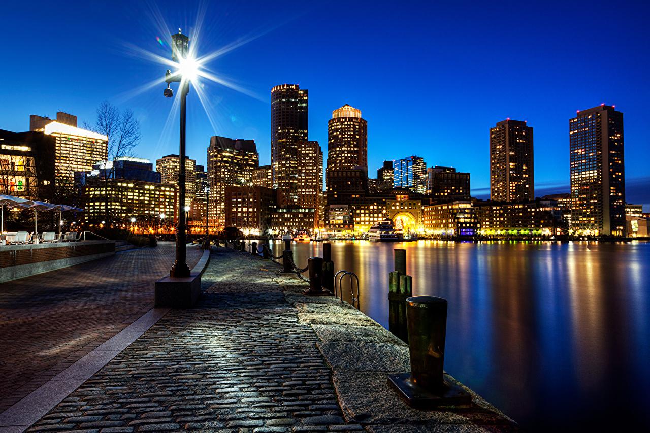 Pasea por Boston