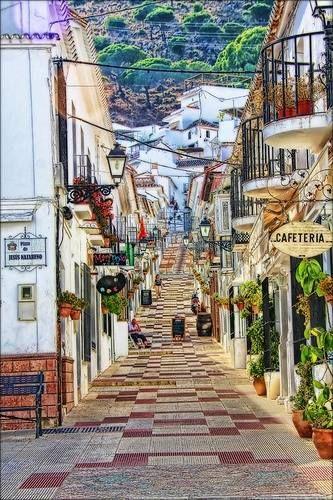 Calles de Andalucía