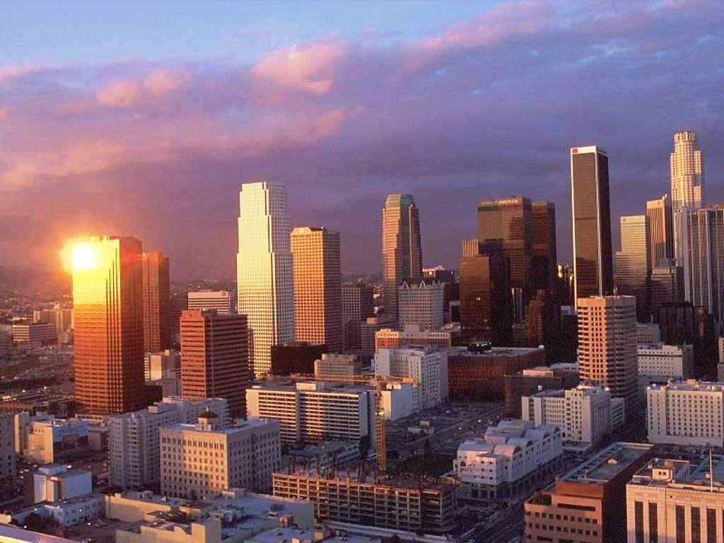 Los Ángeles desde arriba