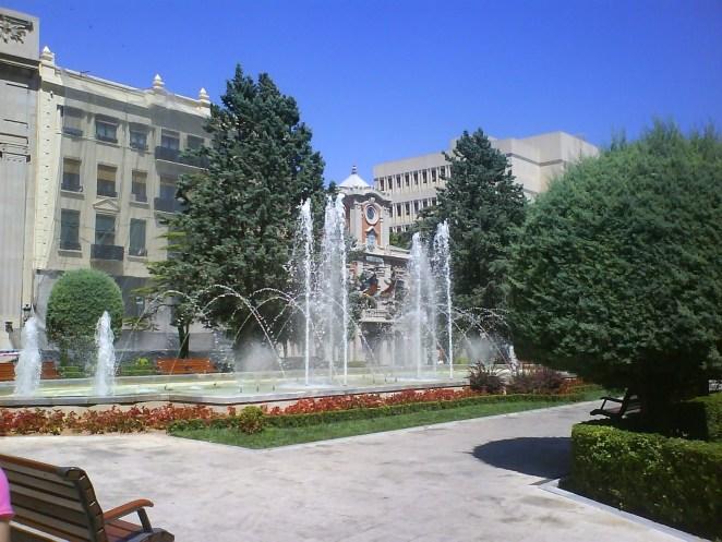 Albacete city