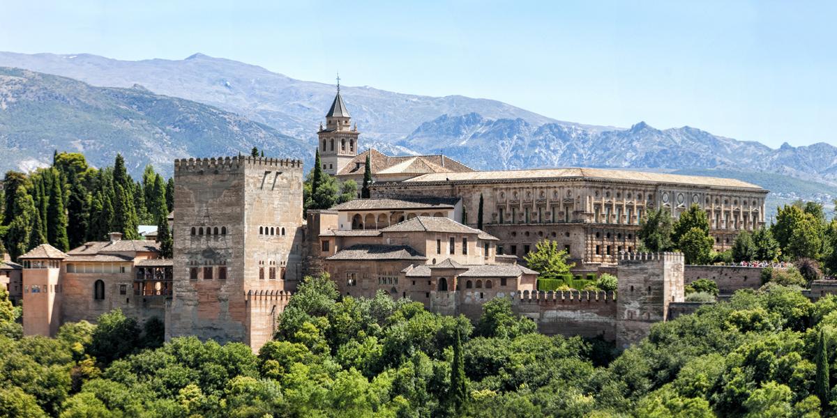 Granada edificios