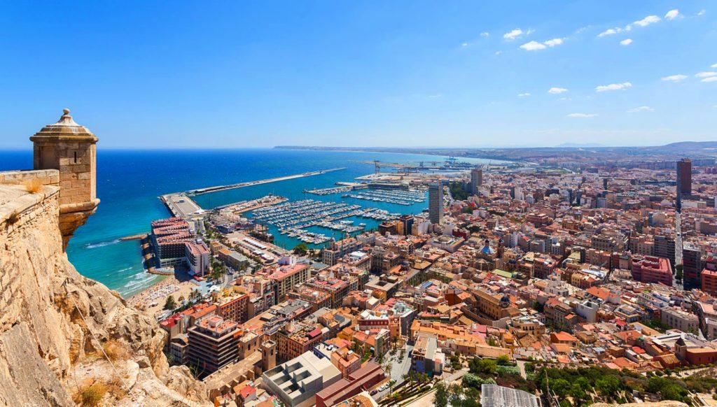 Alicante fondos