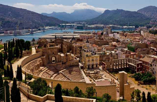 Atracciones en Cartagena
