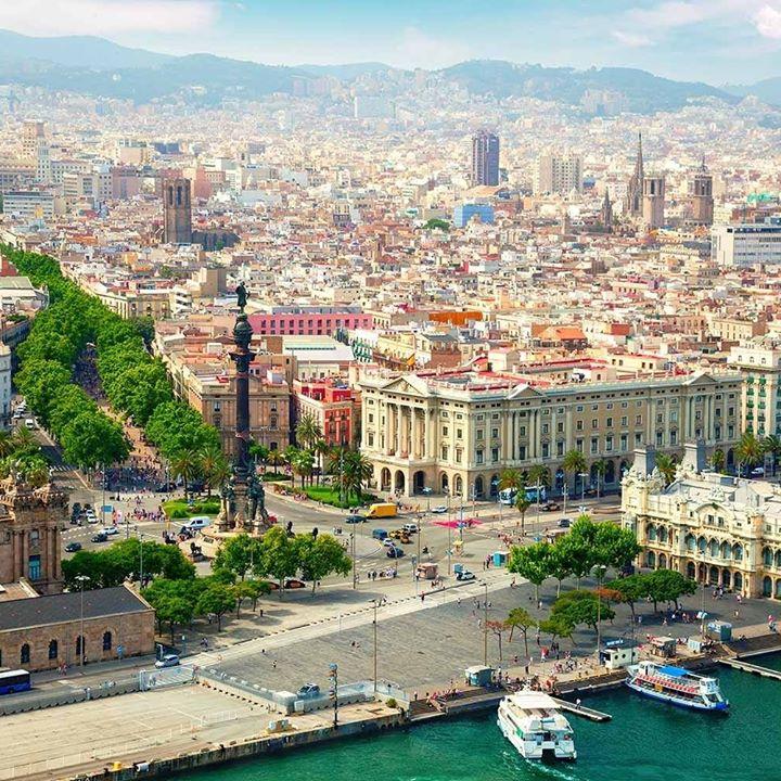 Barcelona para móvil