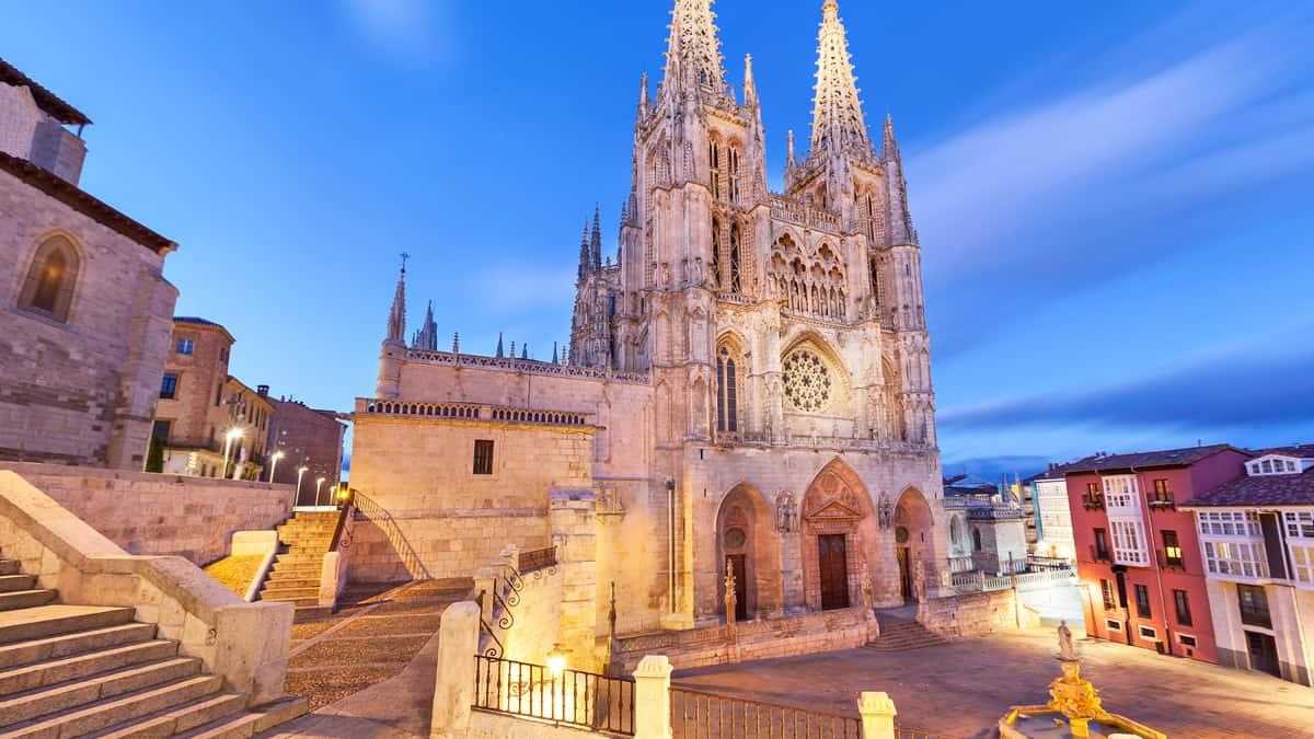 Santa María Burgos