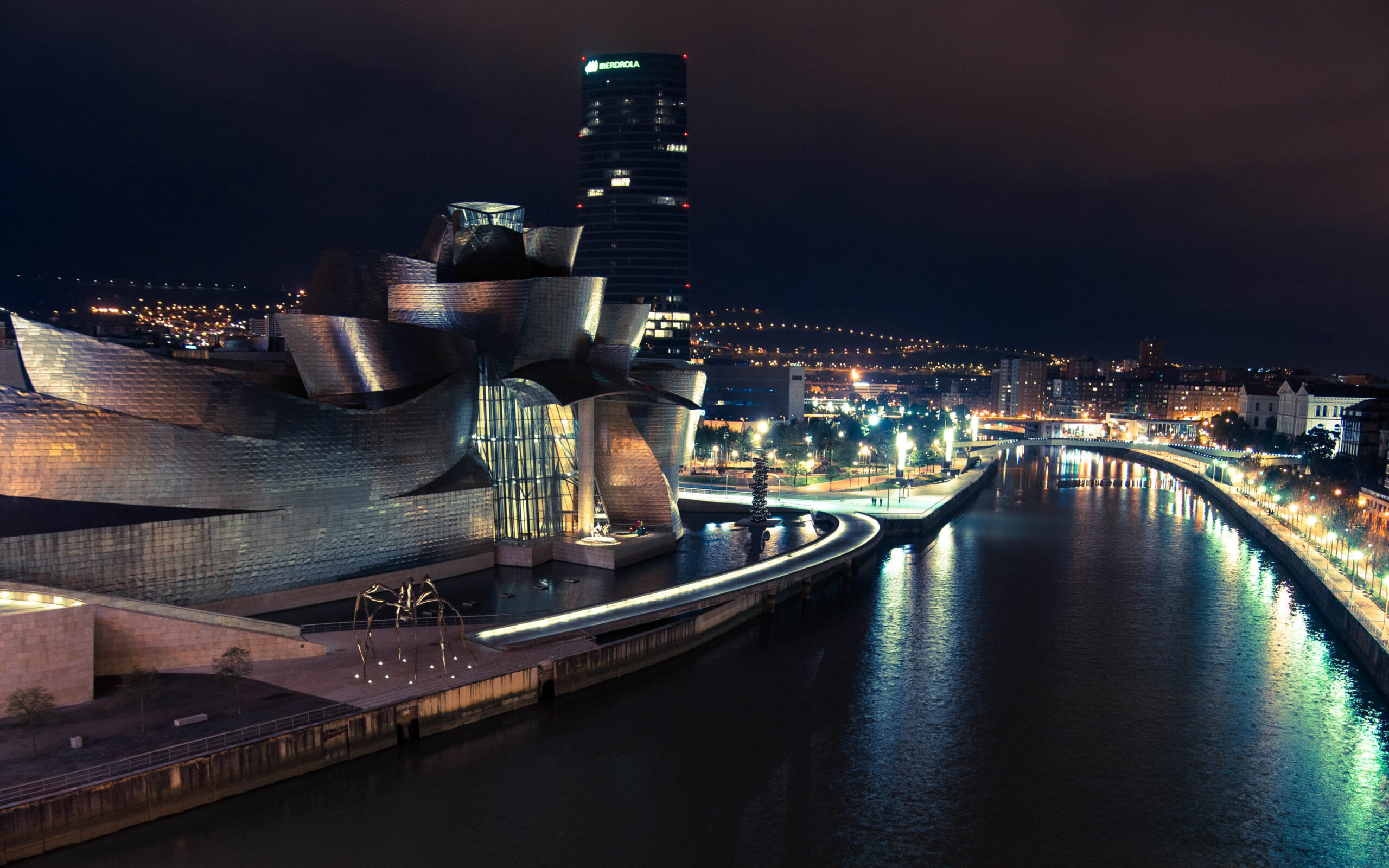 Bilbao 4K