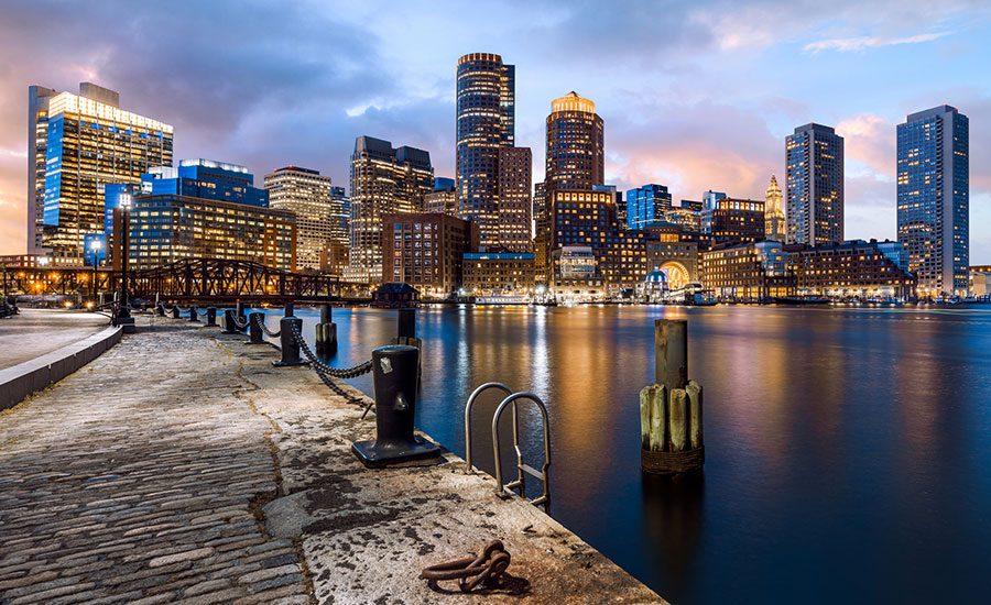 Boston para escritorio