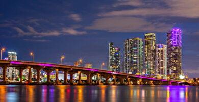 Puente en Miami