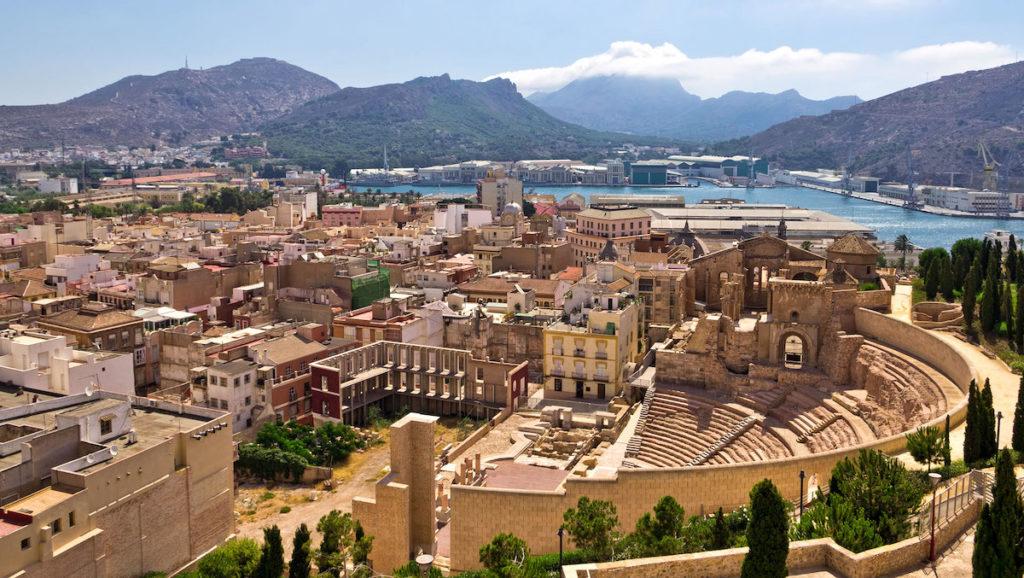 Cartagena en Murcia