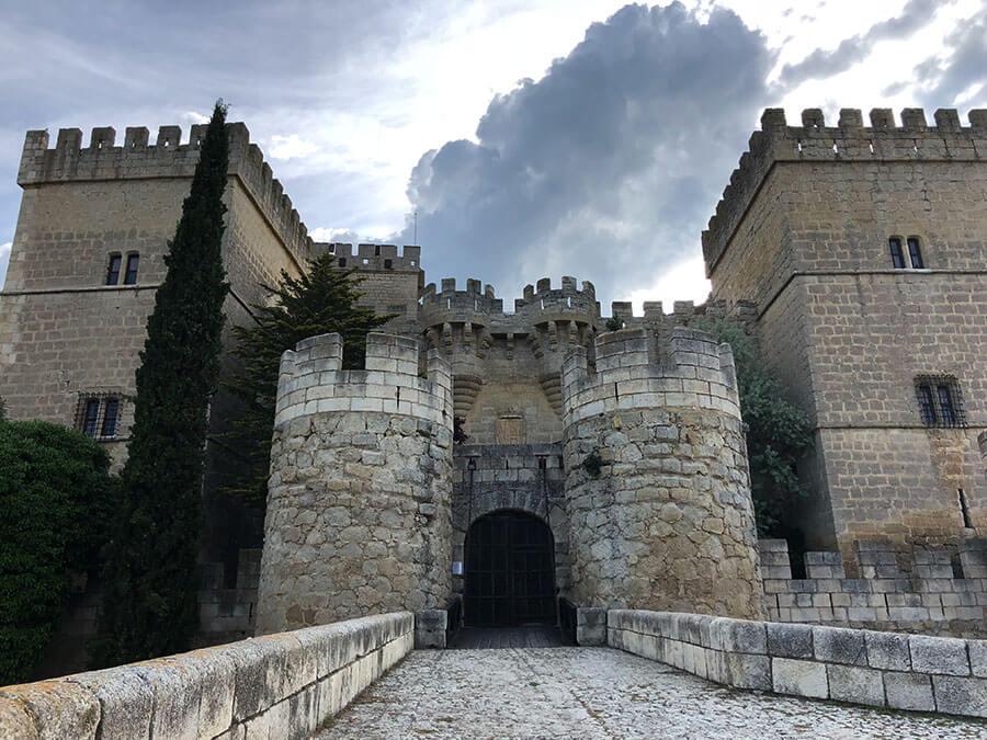 Castillo de Palencia