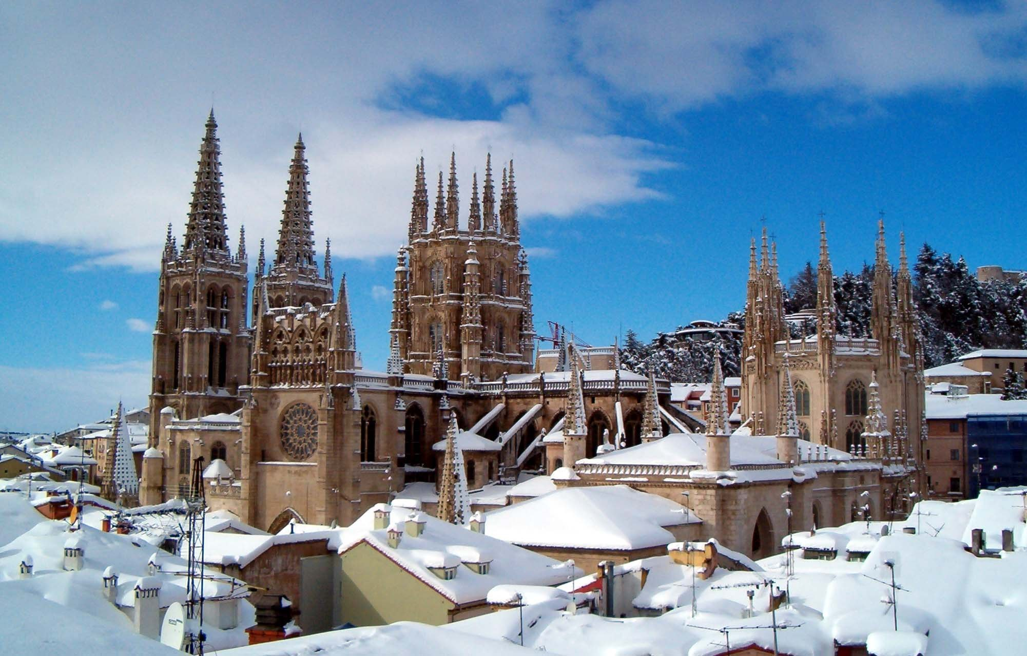 Catedral en HD