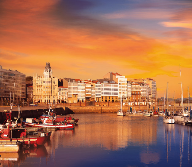 Coruña España