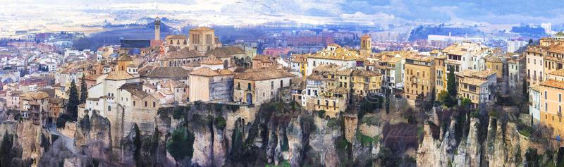 Cuenca una ciudad sobre las rocas