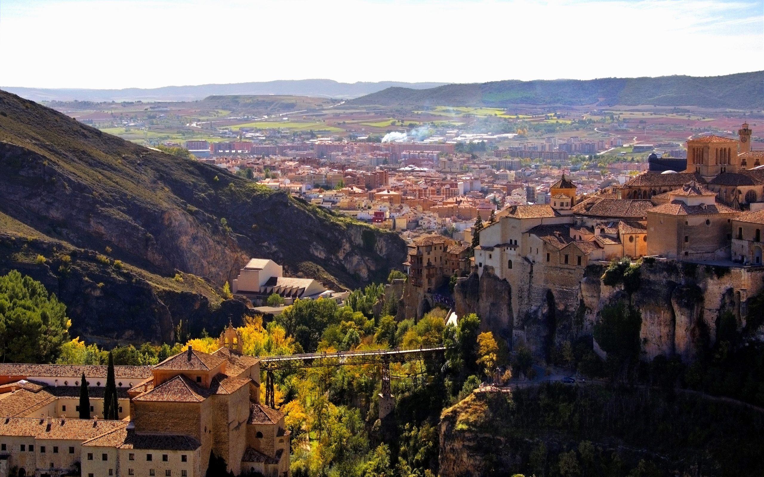 Cuenca vistas