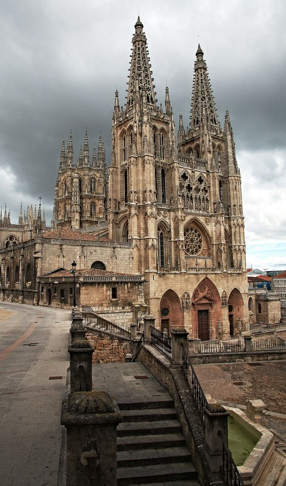 Fondos de la catedral