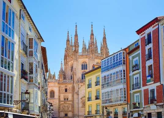 Vistas en Burgos