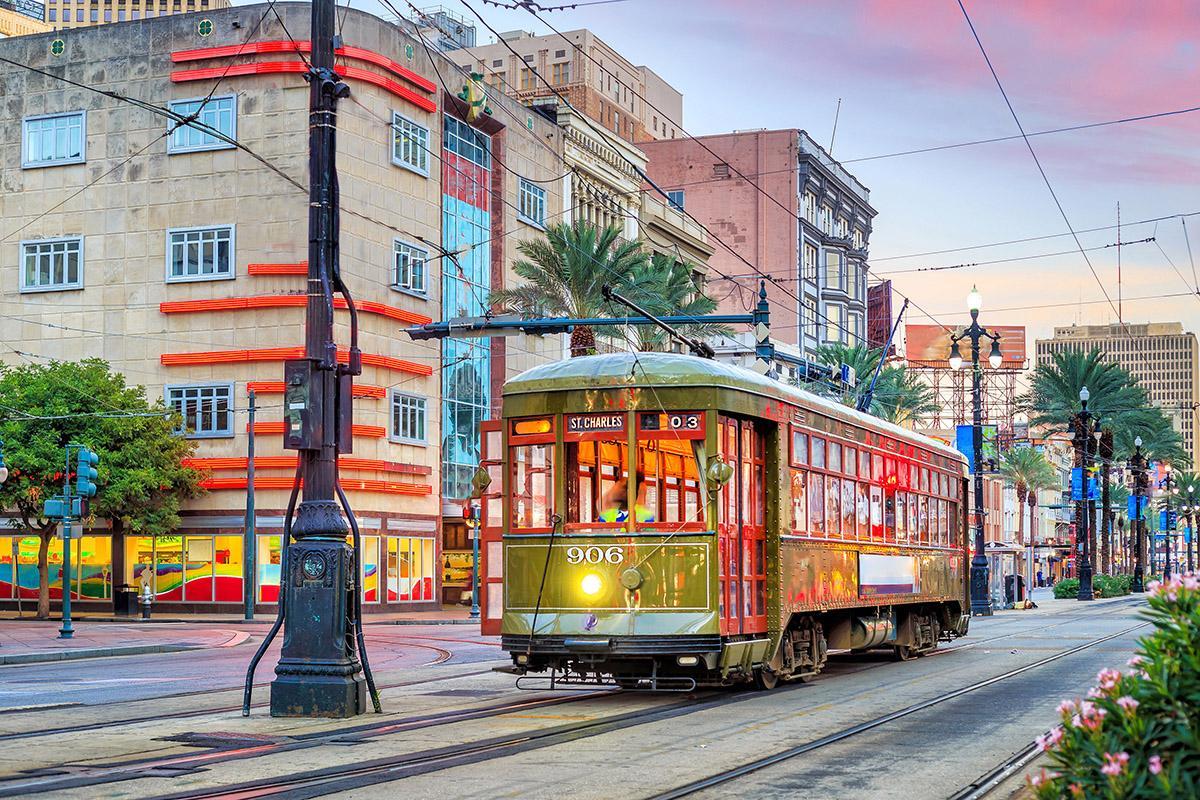 Recorre Nueva Orleans