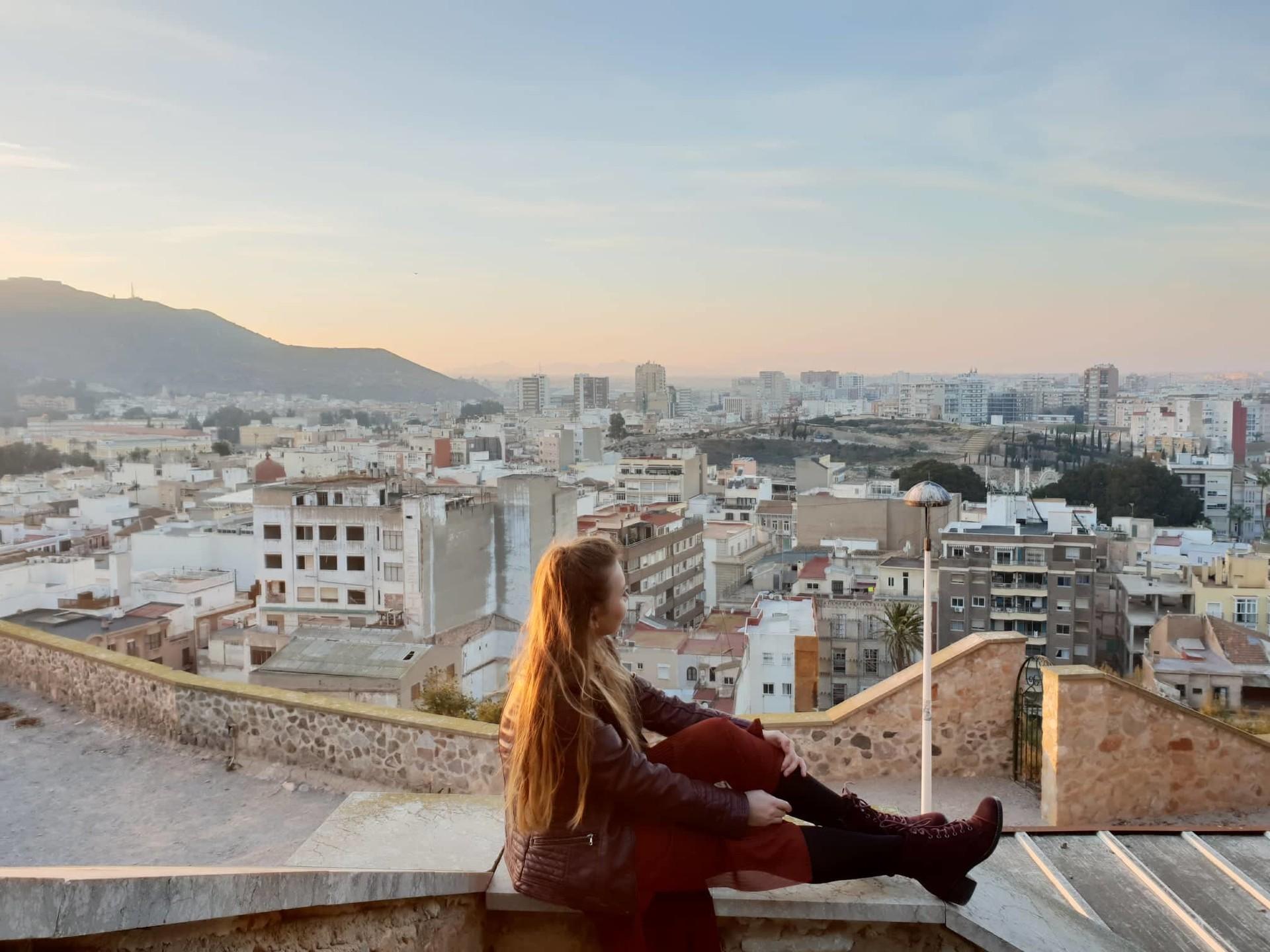 Las mejores vistas en Cartagena