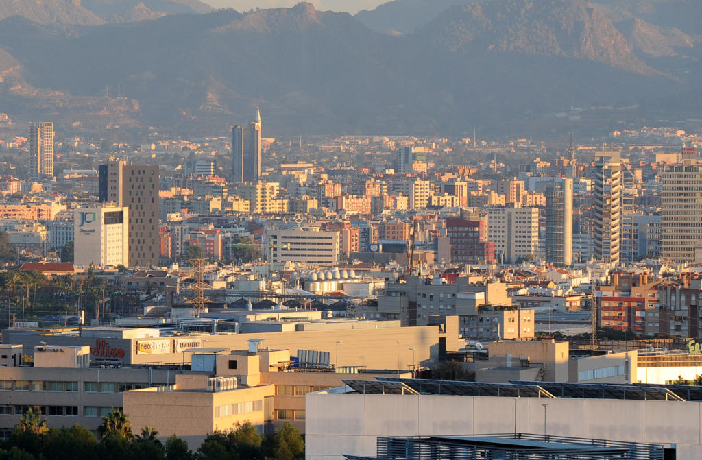 Murcia de España fondos